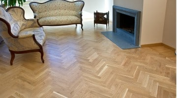 parquet spina di pesce all'italiana